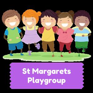 St Margarets Playgroup logo