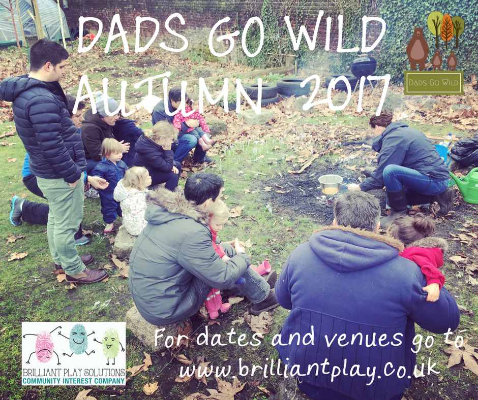 DADS GO WILD AUTUMN 17